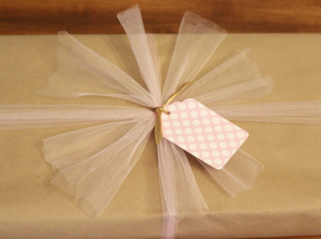 Last Minute Gift Wrapping Ideas