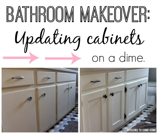 Updating Cabinets On A Dime
