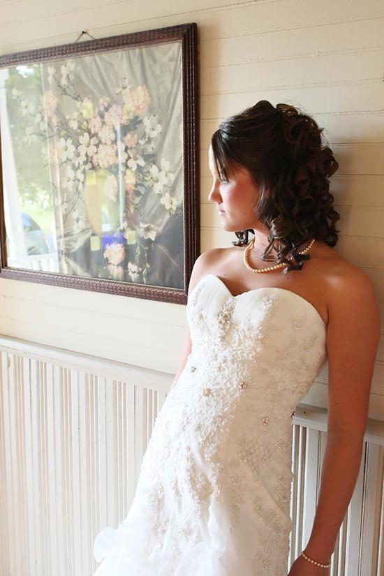 bridal portrait poses