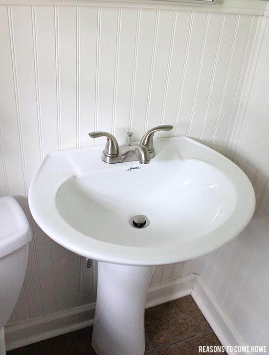 half bathroom ideas