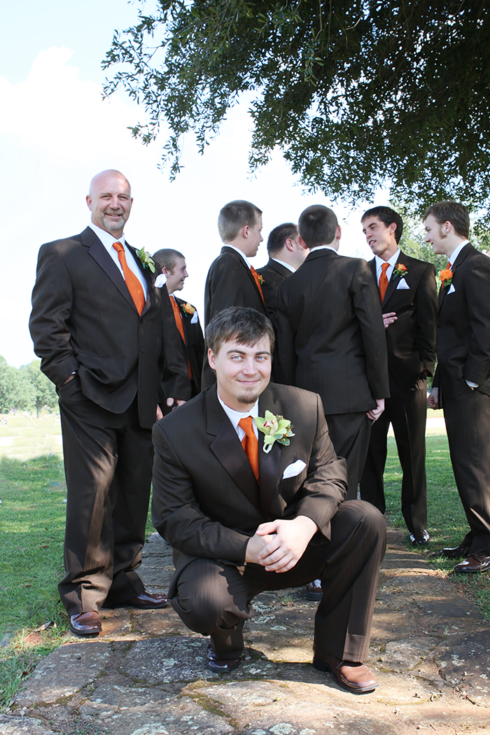 best man photo