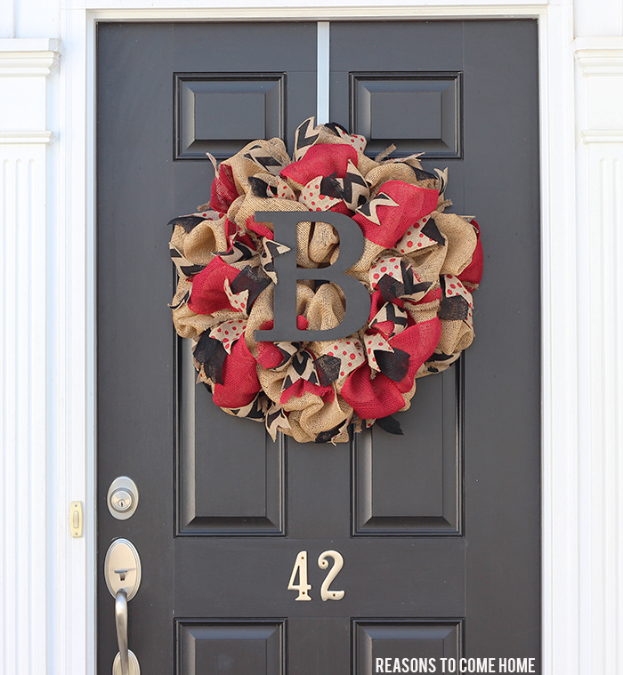 South Carolina Wreath