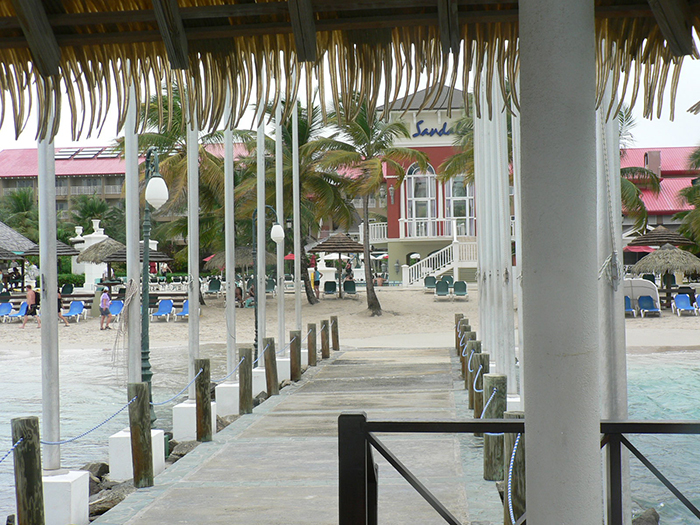 Sandals all inclusive resort