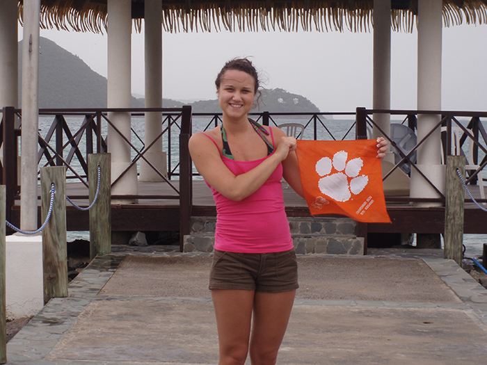 Tiger Rag St. Lucia