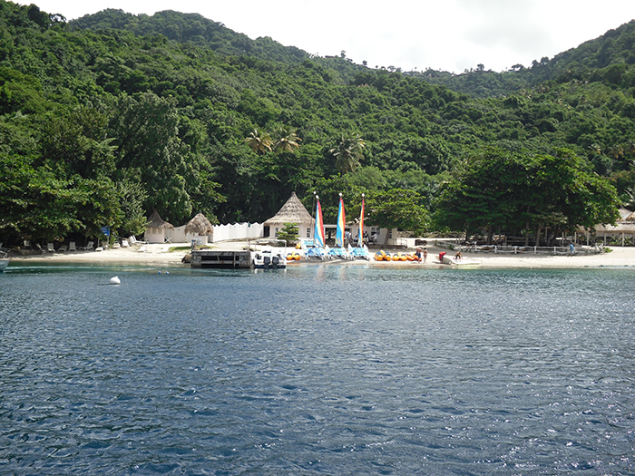Snorkeling St. Lucia