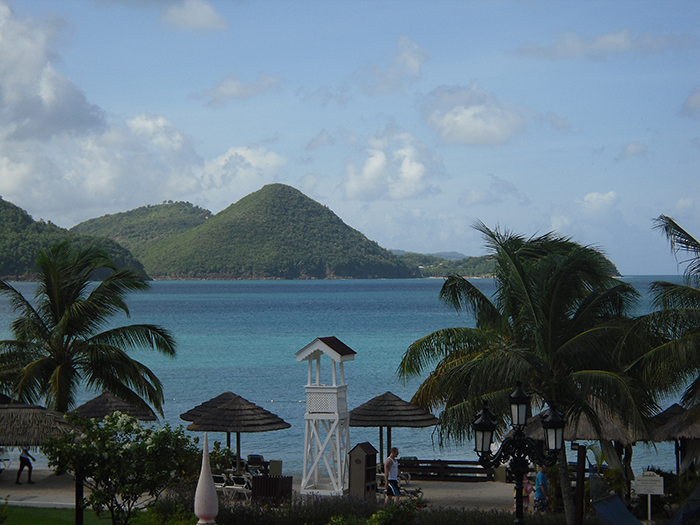 St. Lucian honeymoon ideas