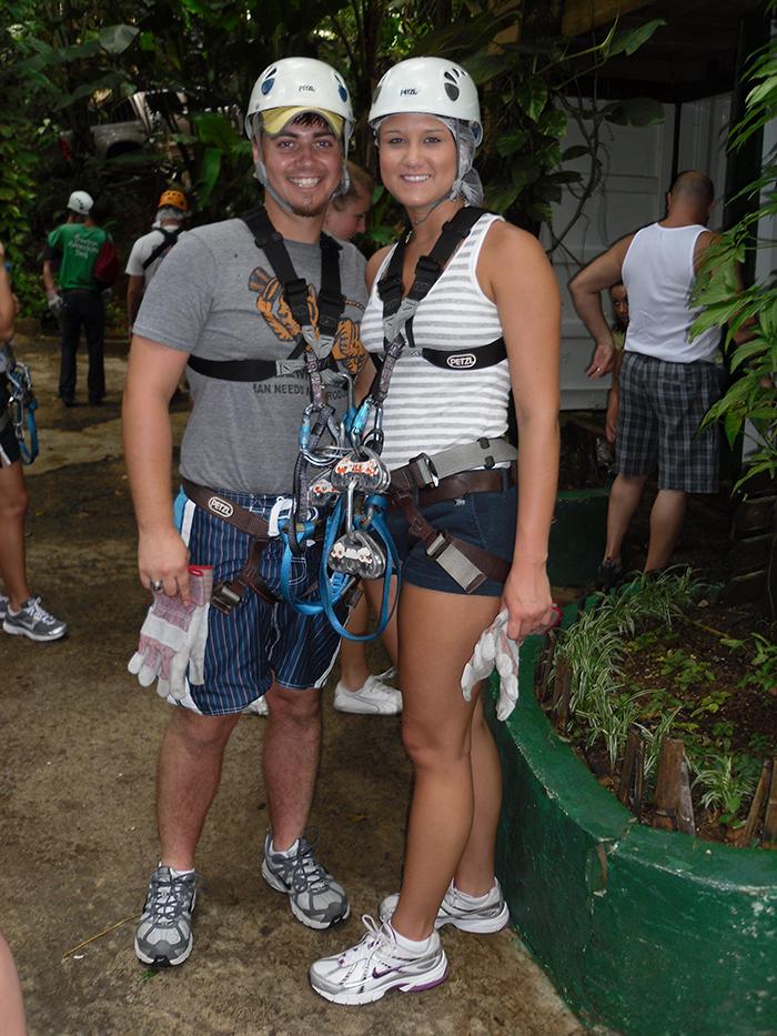 zipline St. Lucia