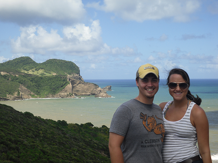 St. Lucian vacation