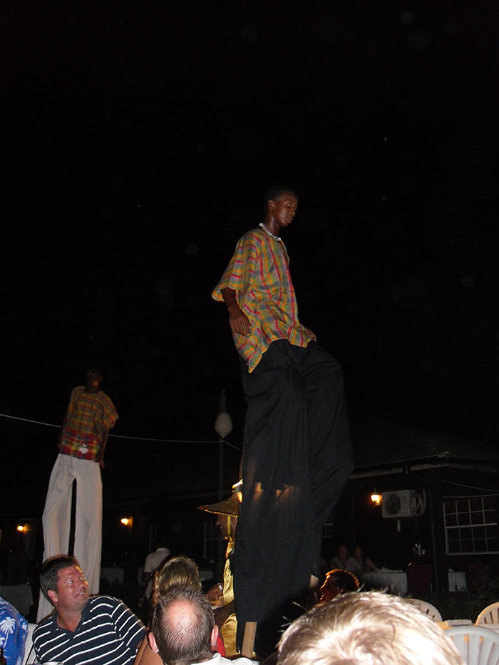 St. Lucia Street Party