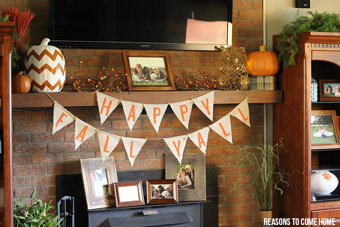 fall decorations ideas 2014