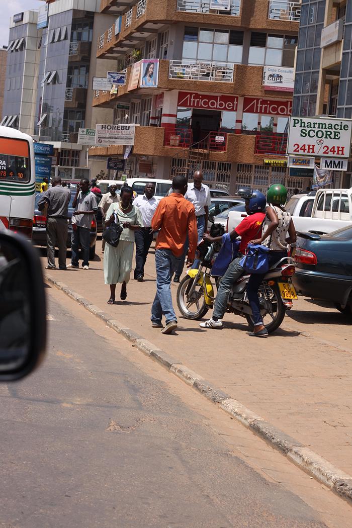 Rwandan Street