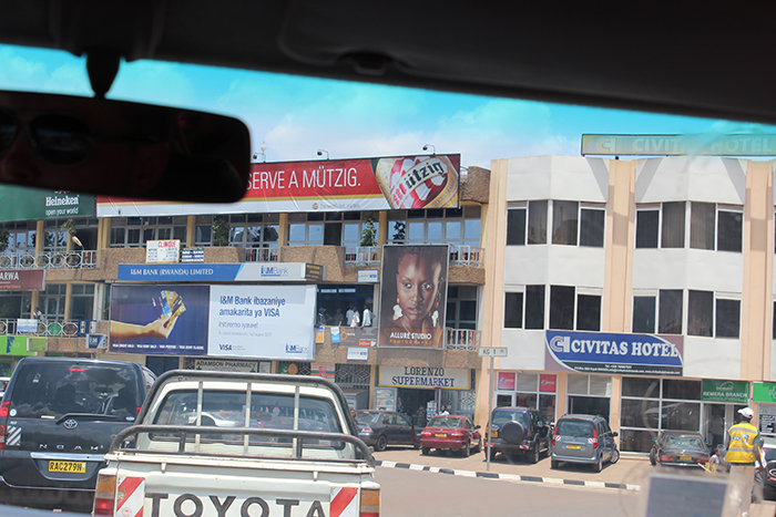 Rwandan Buildings