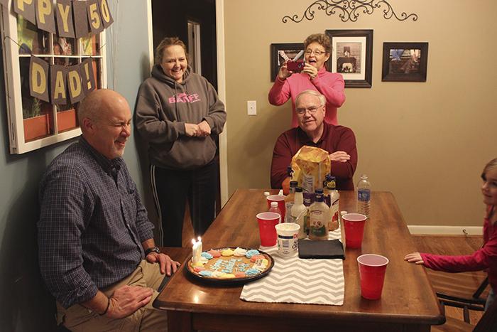 Dads 50th Birthday 8