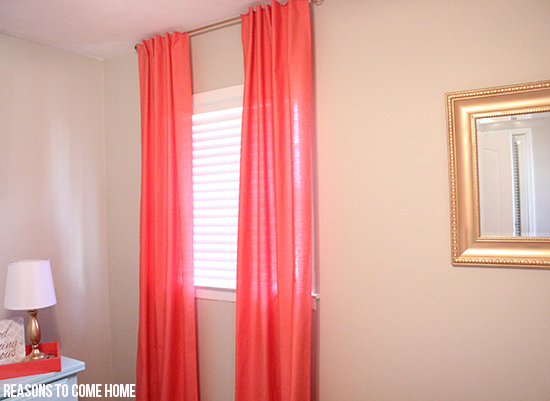 DIY Curtains 4
