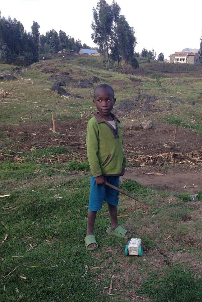 Rwandan-Toy