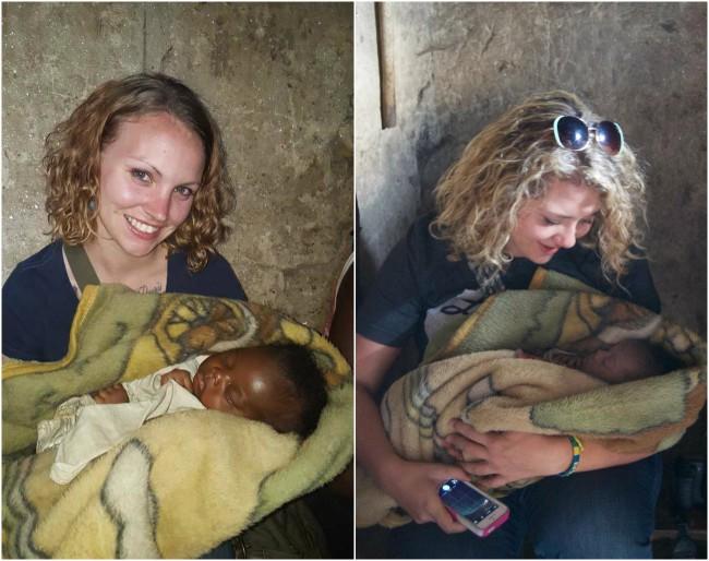 Baby in Rwanda