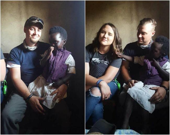 Joyce in Rwanda