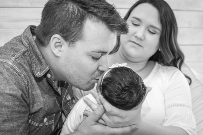 Baker's Newborn Pictures 14