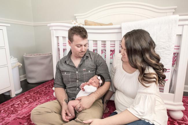 Baker's Newborn Pictures 2
