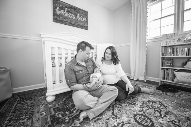 Baker's Newborn Pictures 3