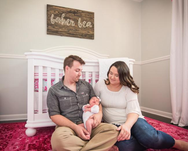 Baker's Newborn Pictures