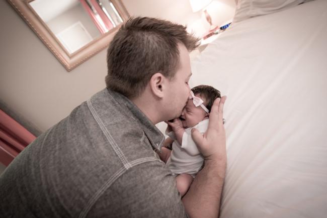 Baker's Newborn Pictures 9