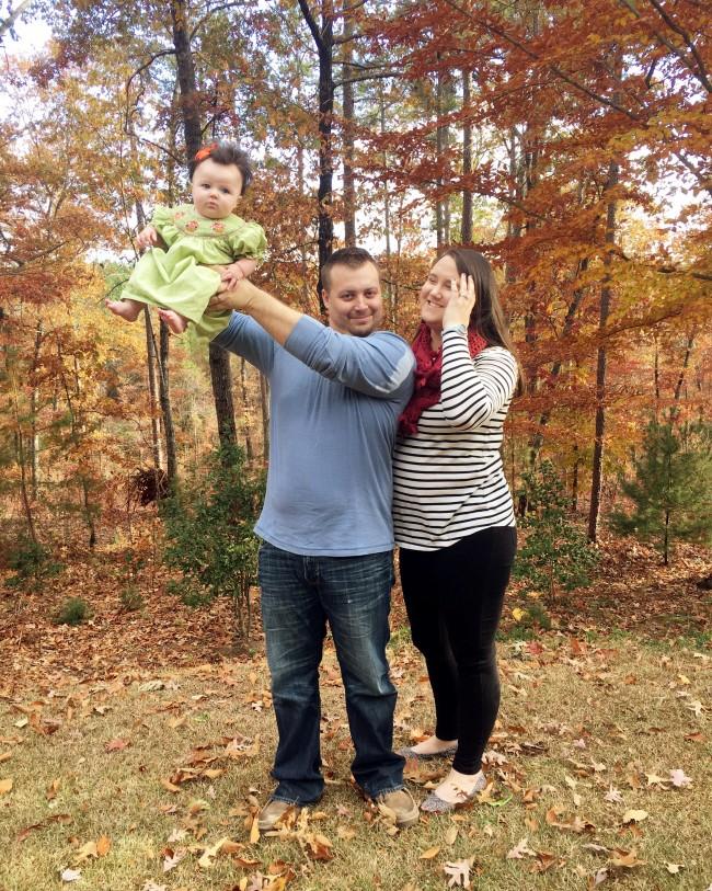 Baker's First Thanksgiving