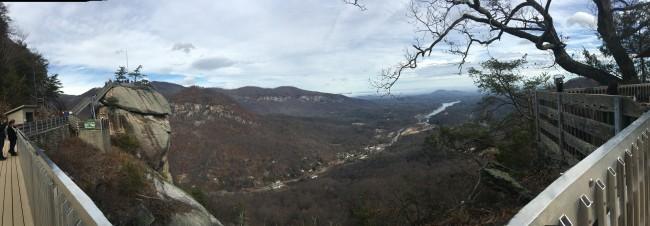 Chimney Rock