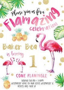 flamazing party