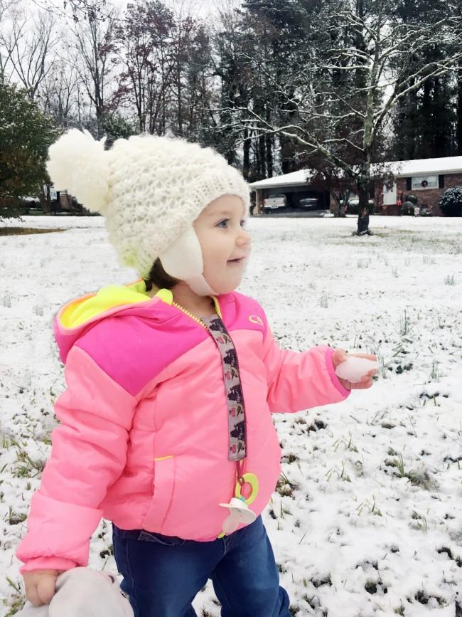SC Snow day